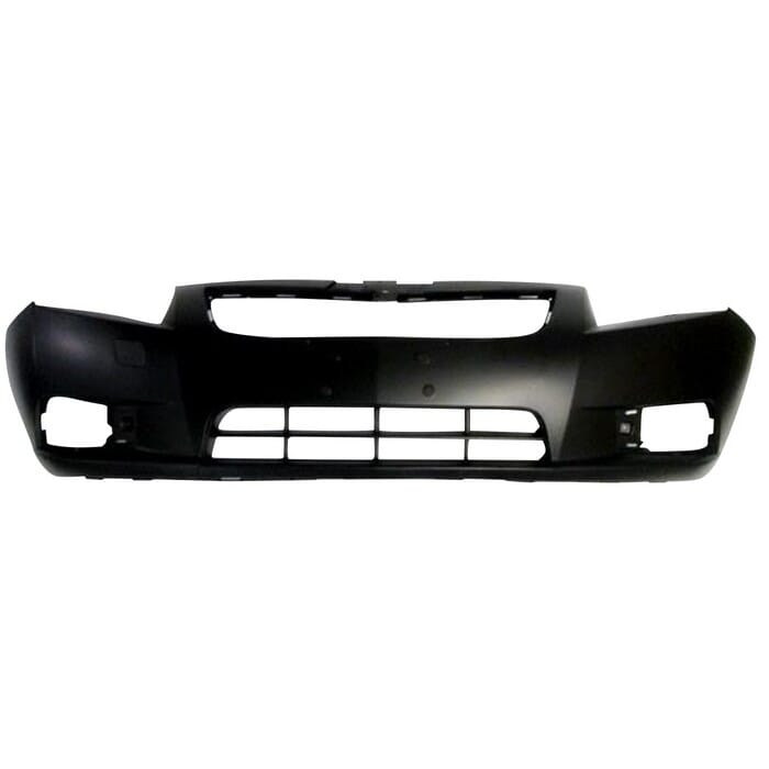 Chevrolet Cruze Early Front Bumper Takes Spotlights