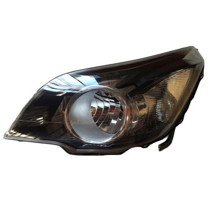 Chevrolet Utility Headlight Black Inside Left