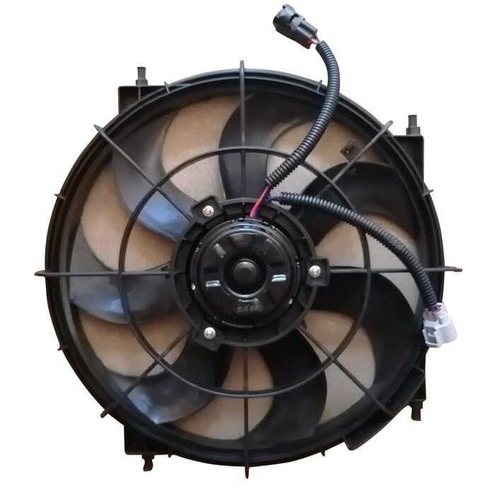 Hyundai I20 Preface 1.4, 1.6 Radiator Fan