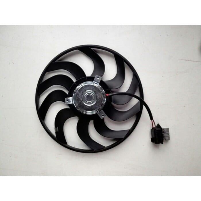 Chevrolet Utility 1.4  Radiator Fan Not Complete