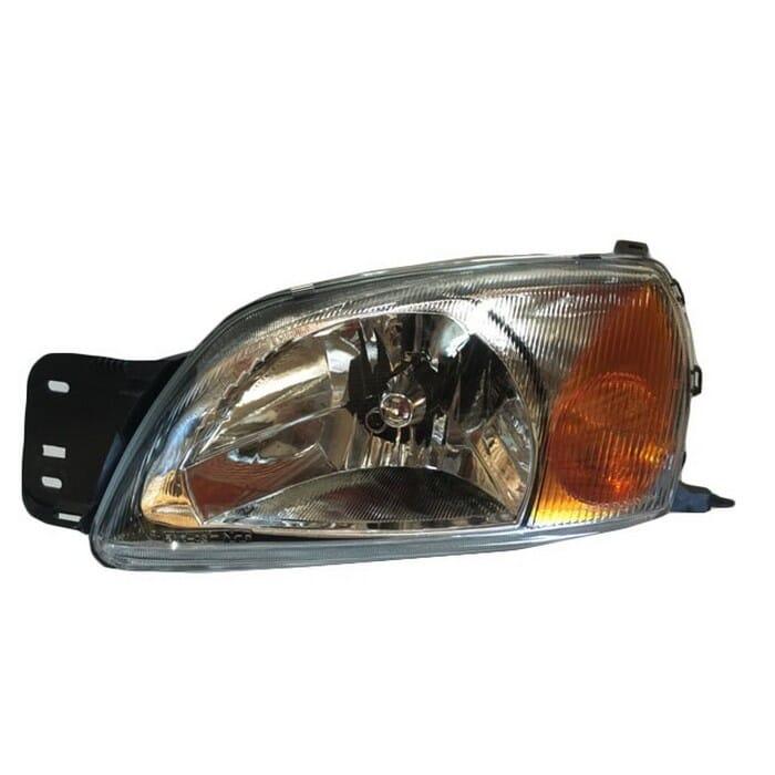 Ford Bantam Mk 6 Manual Headlight Left