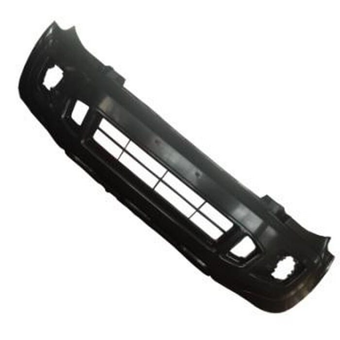 Ford Ranger T6 Front Bumper With Hole Plain (smooth Paintable)