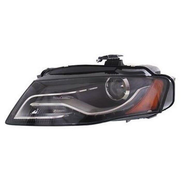 Audi A4 Headlight Xenon Left