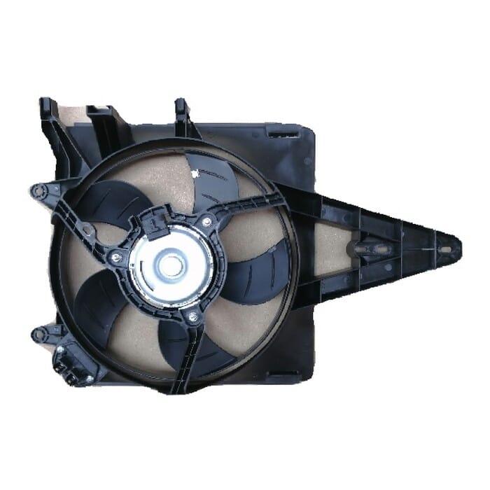 Fiat Palio 1.2 Mk 2 Radiator Fan Set Complete