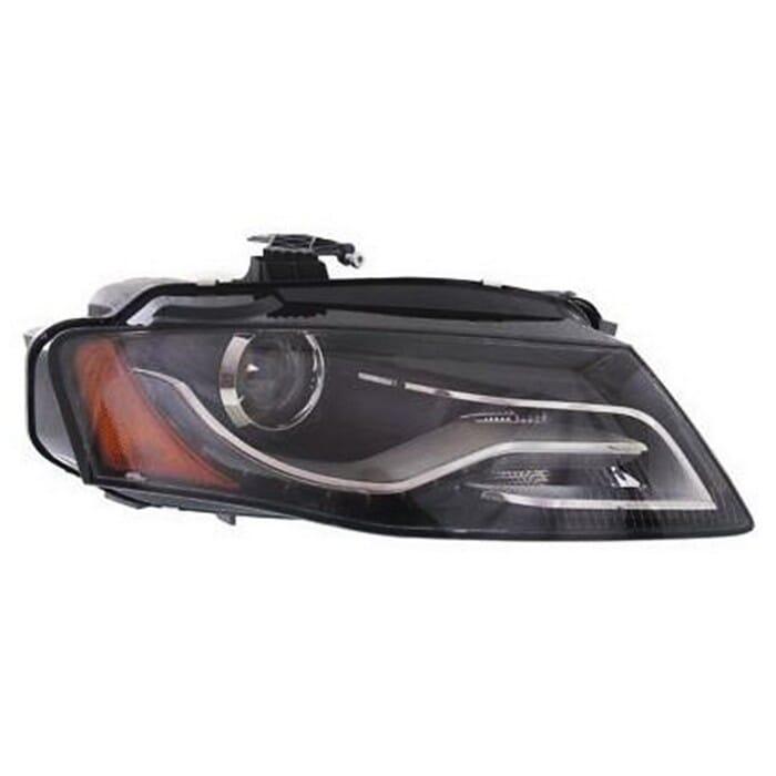 Audi A4 B8 Headlight Xenon Right
