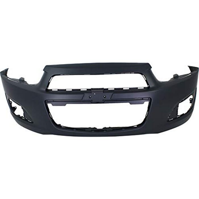 Chevrolet Sonic Front Bumper With Spotlight Holes
