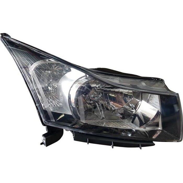 Chevrolet Cruze Sedan Headlight Manual Right