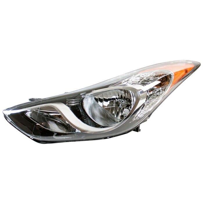 Hyundai Elantra Headlight Left