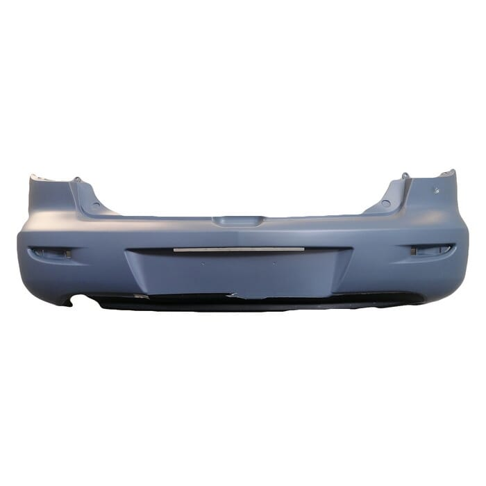 Bmw E90 Rear Bumper With Pdc Hole
