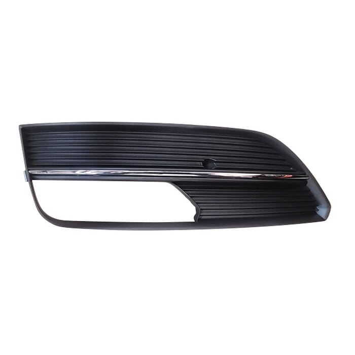 Audi A3 Front Bumper Grill With Hole Left