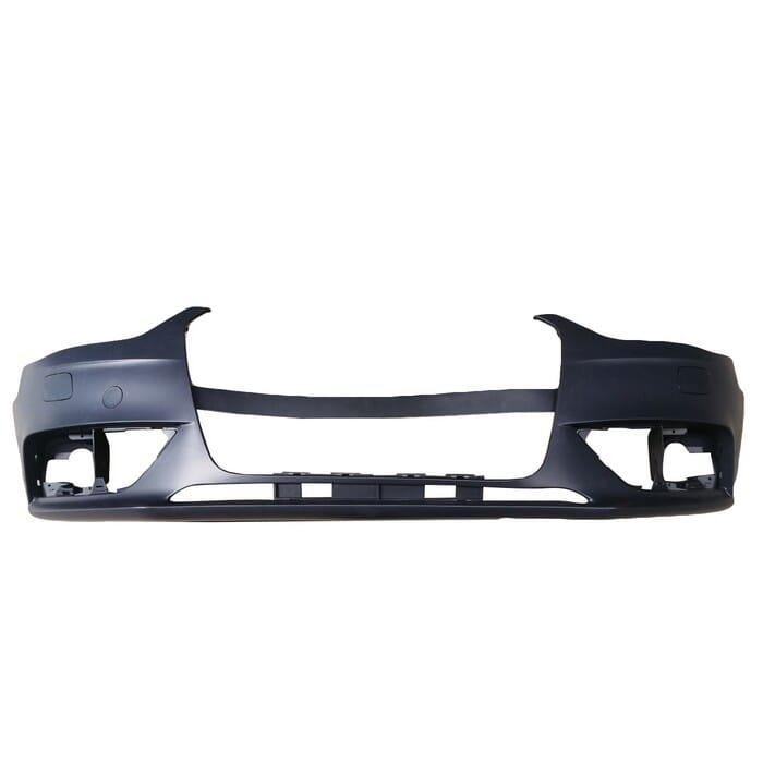 Audi A4 B8 Facelift Front Bumper With Washer