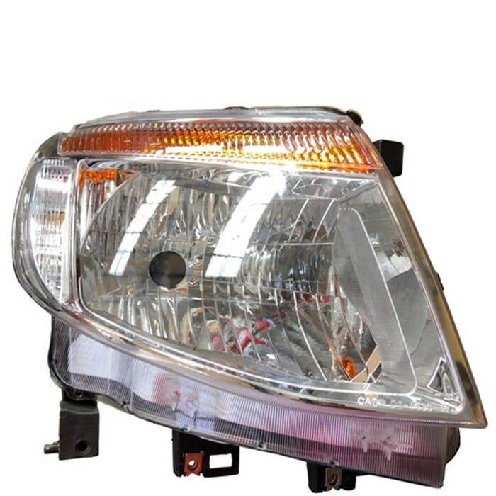 Ford Ranger T6 Headlight Chrome Inside Right