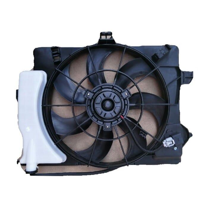 Hyundai I20 Radiator Fan Set 1.2, 1.4 With Tank