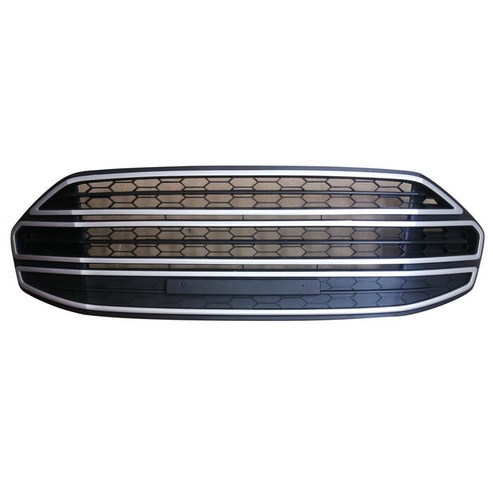 Ford Ecosport Front Bumper Centre Grill With Chrome Beading