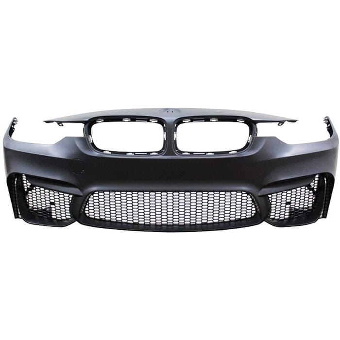 Bmw F30 Motor Sport Front Bumper With Pdc And Washer Hole