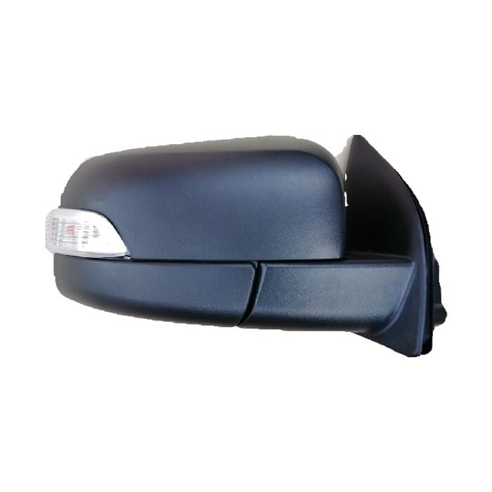 Ford Ranger T6 Door Mirror With Indicator Electrical Autofold Black Right