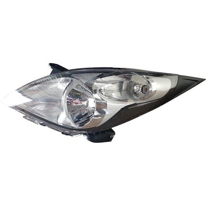 Chevrolet Spark Mk 3 Headlight Manual Left