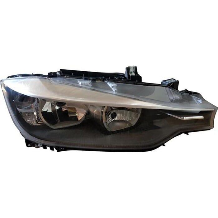 Bmw F30 Headlight Electrical Non Xenon Right
