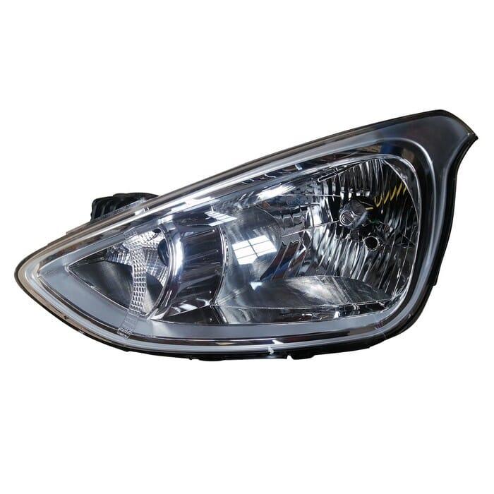 Hyundai I10-grand Headlight Manual Left