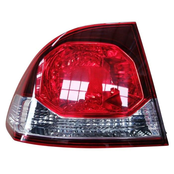 Honda Civic Sedan Outer Tail Light Left