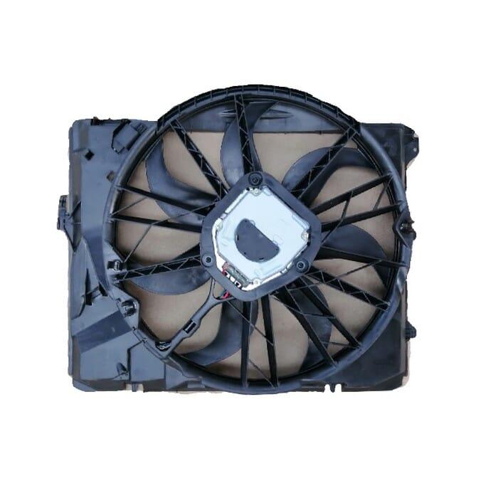 Bmw E90 E87 335 Auto Radiator Fan Set Comp