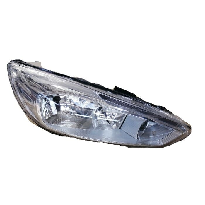 Ford Focus Mk 4 Headlight Chrome Inside With Led Right