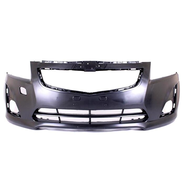 Chevrolet Cruze Hatch, Sedan Front Bumper Takes Spotlight Holes