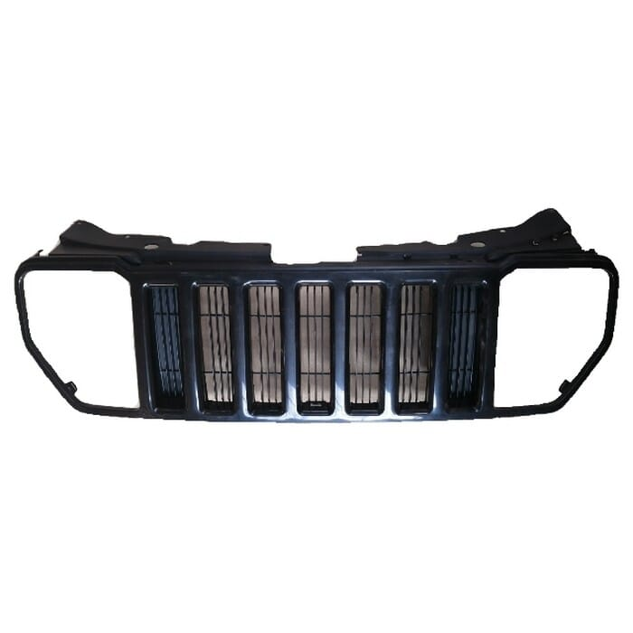Jeep Cherokee Main Grill In And Outer