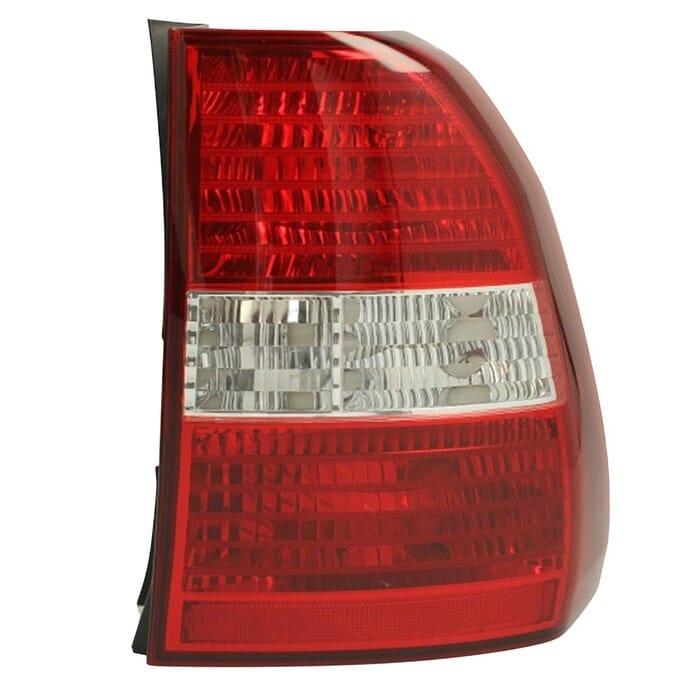 Kia Sportage Tail Light Clear Right