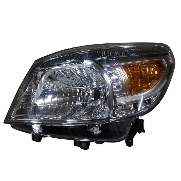 Ford Everest Headlight Manual Left