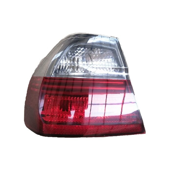 Bmw E90 Outer Tail Light White And Red Left