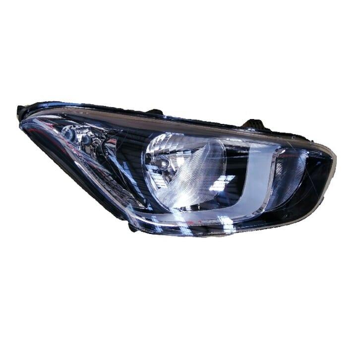Hyundai I20 Facelift Headlight Manual Right
