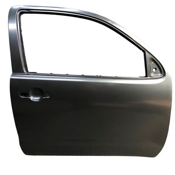 Isuzu Kb250 Kb300 Door Shell S-c Front With Hole Right