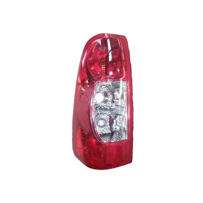 Isuzu Kb250 Kb300 Tail Light Dark Red Left