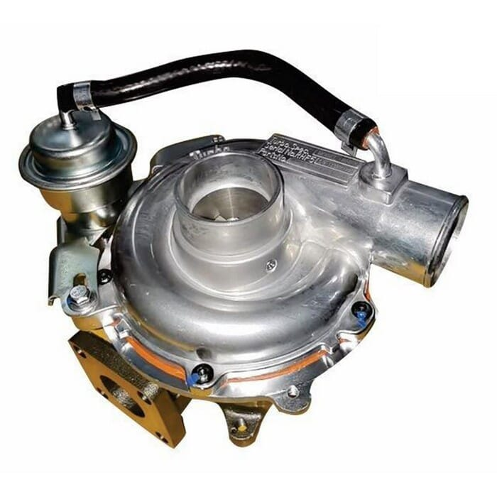 Isuzu Kb280 4jb1 Turbo (big Flange)