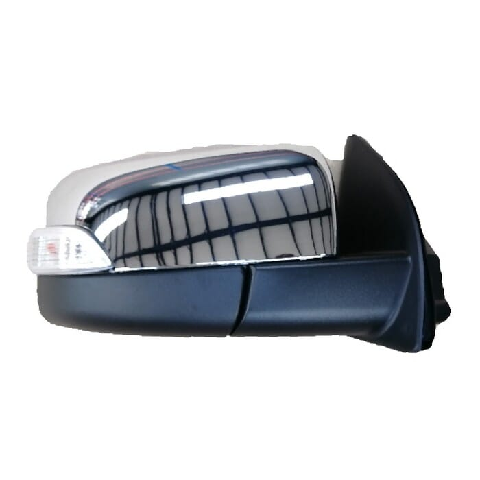 Ford Ranger T6 Door Mirror Electrical With Indicator Chrome Right