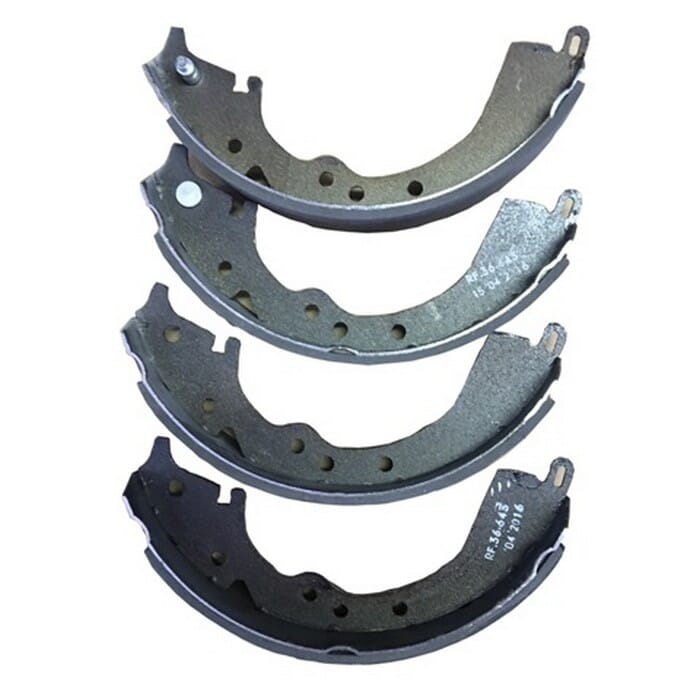 Cam Inyathi Brake Shoes (back Cover Diff)