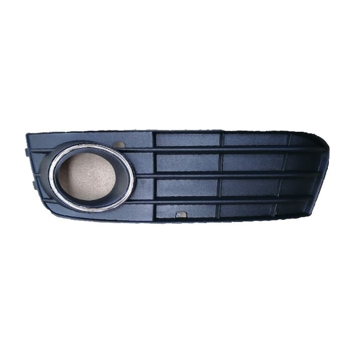 Audi A4 B8 Preface Front Bumper Grillwith Hole (with Chrome) Left