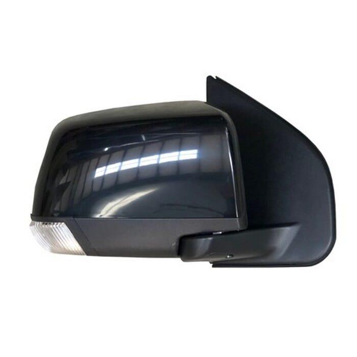 Isuzu Kb250 Kb300 Door Mirror Elec With Ind Black Right