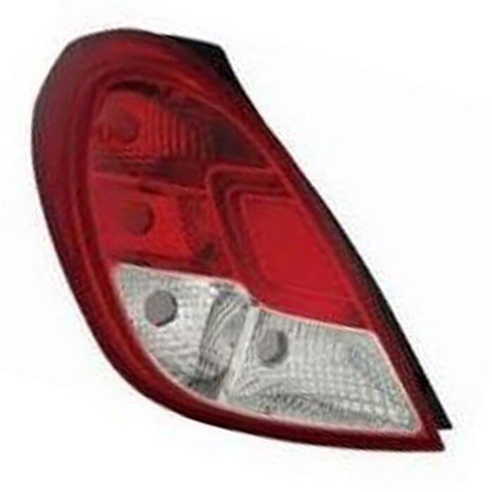 Hyundai I20 Facelift Tail Light Left