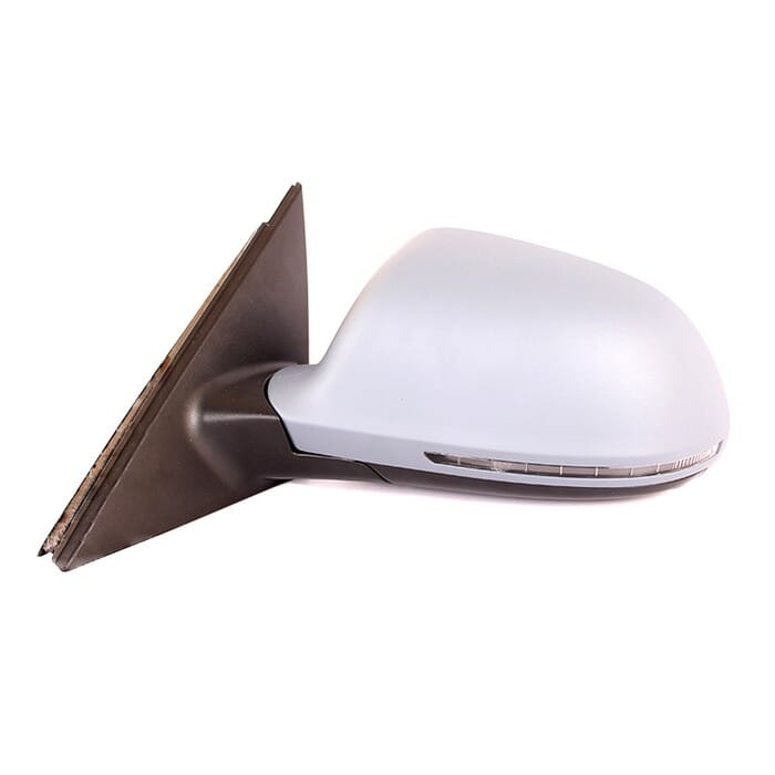 Audi A4 Mk 4 Door Mirror Electrical With Ind Left