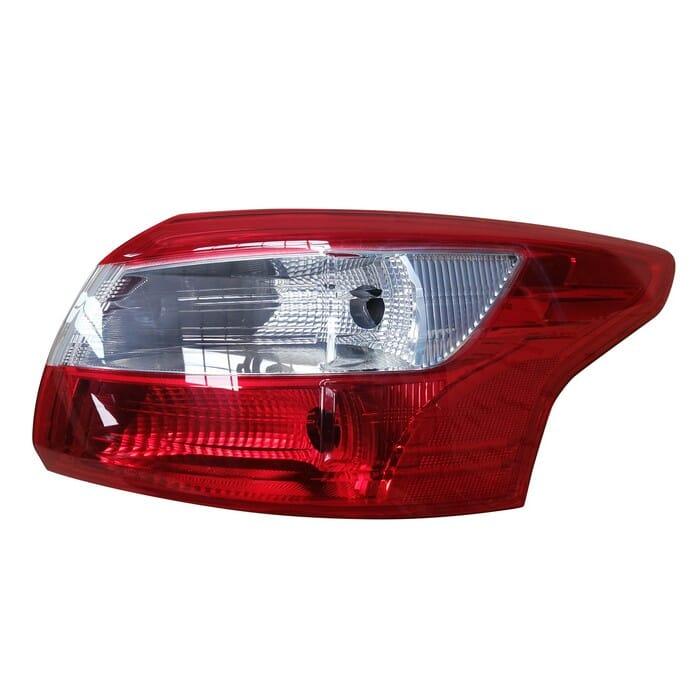 Ford Focus Mk 4 Sedan Tail Light Outer Right