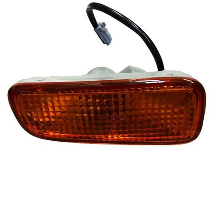 Isuzu Kb250 Bumper Light Amber Right