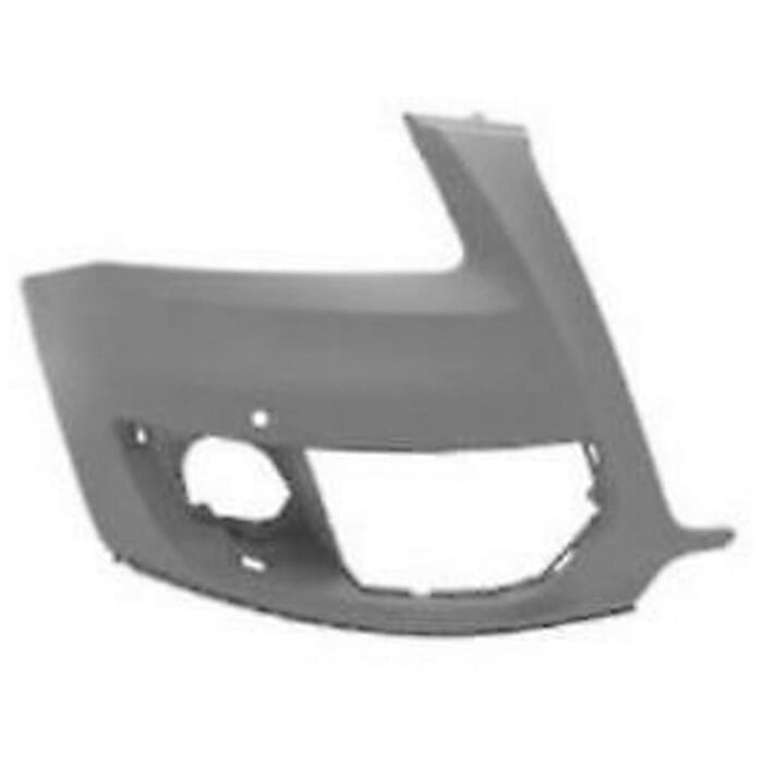 Audi Q5 Front Bumper Corner With Pdc Right