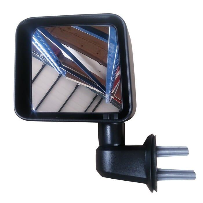 Jeep Wrangler Mk 2 Door Mirror Manual Left