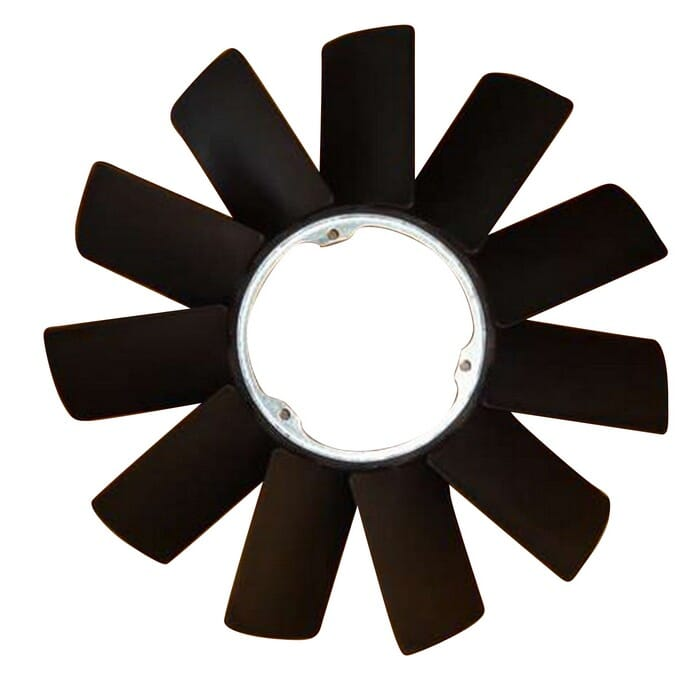 Bmw E32 , 34 , 36 , 39 , 46 Radiator Fan Blade Only 3 Hole  420mm 11 Blade