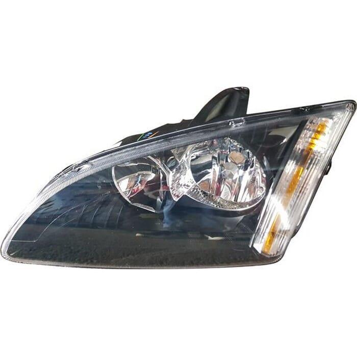 Ford Focus Hatchback Mk 2 Headlight Left