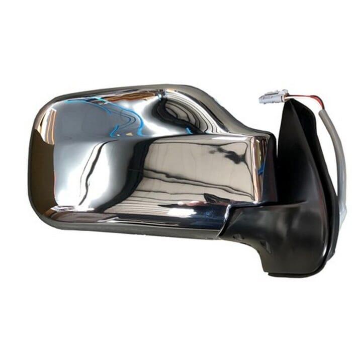 Isuzu Kb250 4wd Door Mirror Right Chrome Electical