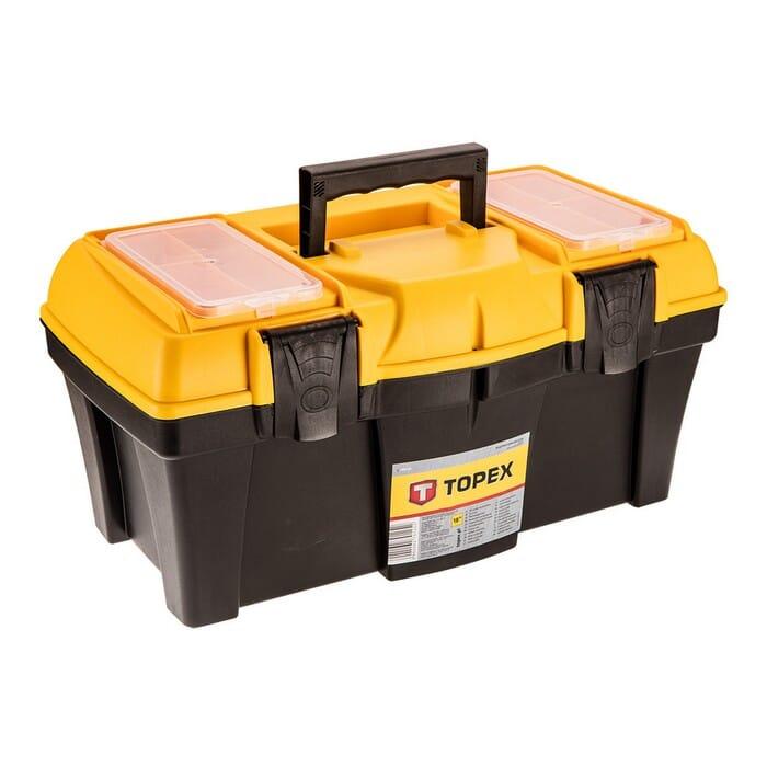 Topex PLASTIC 18 INCH TOOL BOX (79R125)