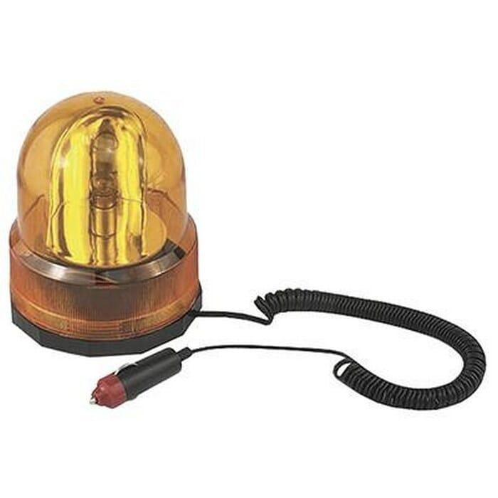 Universal Revolving Warning Light (Amber)